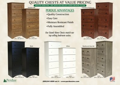 QUALITY CHESTS